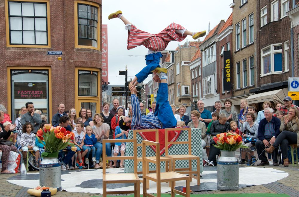 Dutch Acrobats Alkmaar 2015