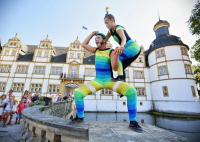 Cirque Colorique Paderborn aug 2019